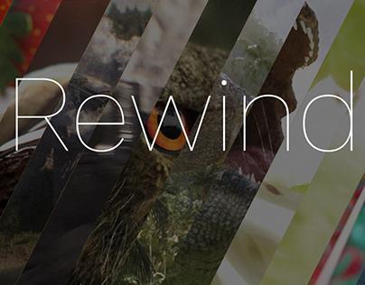 Rewind of the years (reel)