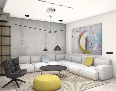 Apartment 100m2 APD