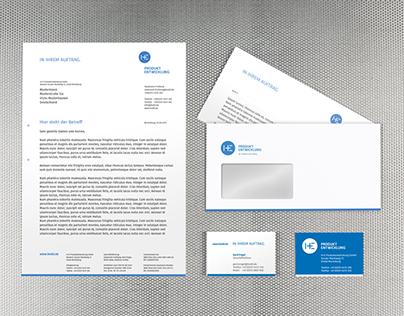 Paulsberg - Branding for Product Design