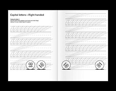 Oblique Font