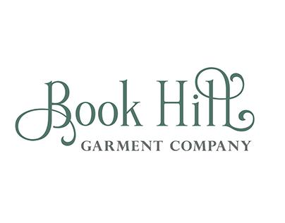 Book Hill Garment Company Logo