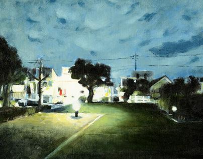 2021 Hiromichi Ito - Brand New Oil paintings