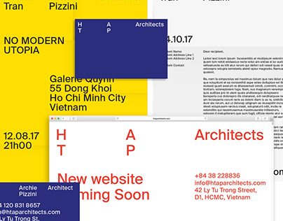 HTAP Architects