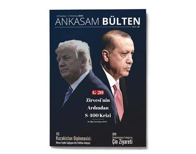 ANKASAM Bülten (Cover Design)