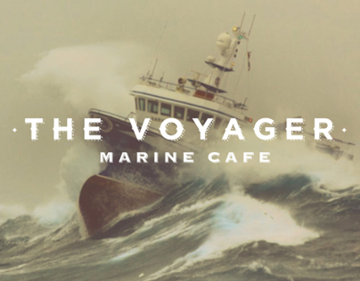 The Voyager Cafe