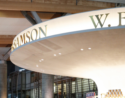 W.B. Samson Airport Bakery