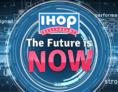 Proposal Motion Graphics for IHOP Event