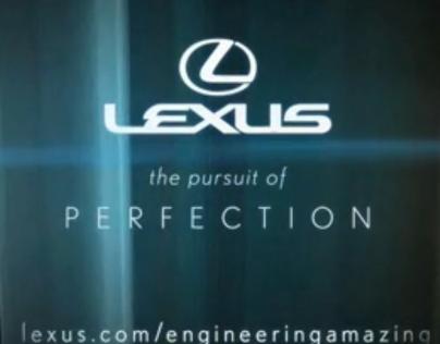 Lexus TVC - Music & Sound Design
