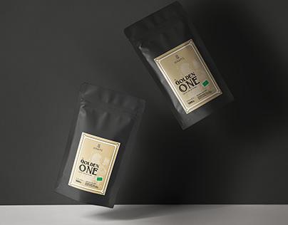 Hirams - Golden One packaging