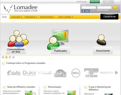 Usability Test for Lomadee