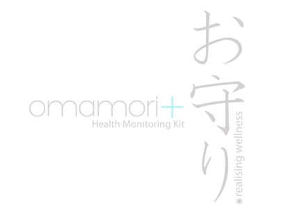 Omamori - Health Monitoring Kit