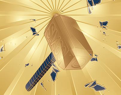Breakthrough | Six60's Visual Design Contest