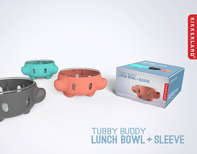 Tubby Buddy for Kikkerland