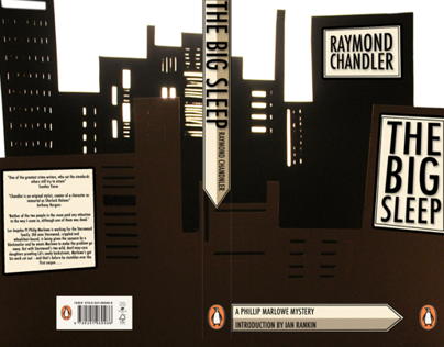 Penguin Book Cover Entry