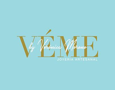 Véme - Branding