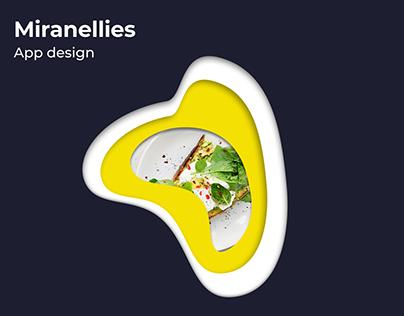 UI Design: Food Delivery App