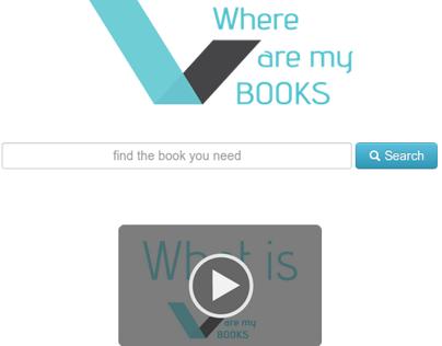 WhereAreMyBooks