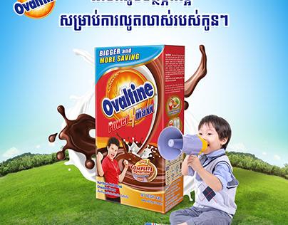 Facebook Content - Ovaltine