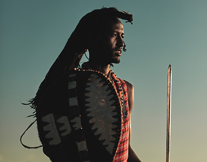 Maasai warriors - Kenya