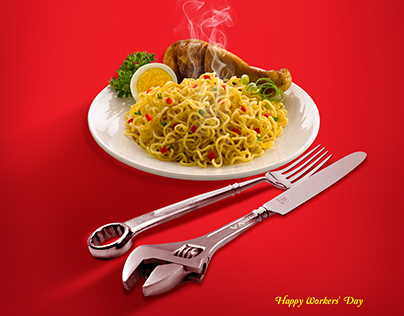 Indomie Workers Day