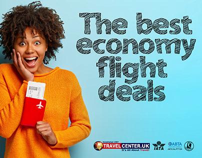 The best economy flight deals