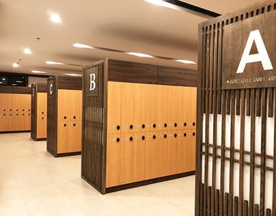 tu locker