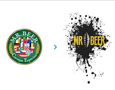 Re-Branding Mr Beer