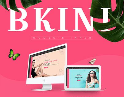 Bkini Promo for marketplace