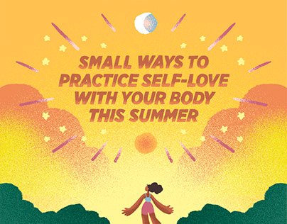 Small Ways to Practice Self-Love