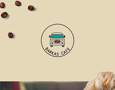BARKAS CAFE - logo