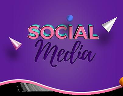 Social Media - Restaurante / Fitness / Turismo / Festa