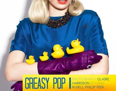 Greasy Pop for D'Scene Magazine