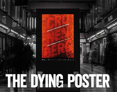 The Dying Poster // Outdoor