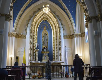 Makingof Videoclip Iglesia Lourdes