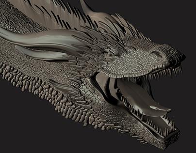 3D Drogon