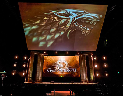 Game of Thrones 360° Video Installation