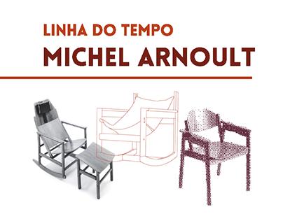 Michel Arnoult - Timeline