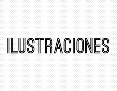 Ilustraciones - Illustrations