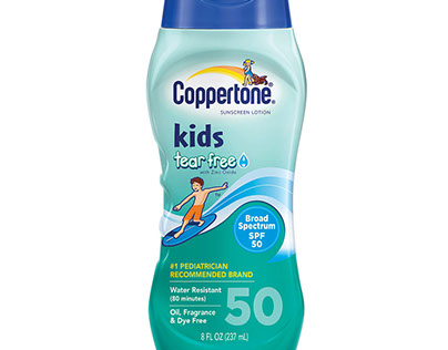 Coppertone kids - Find the kid