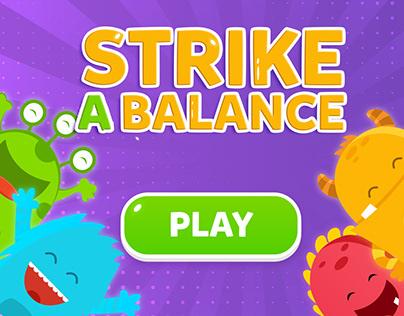 Strike A Balance Game