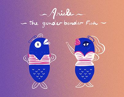 Ariele the gender bender