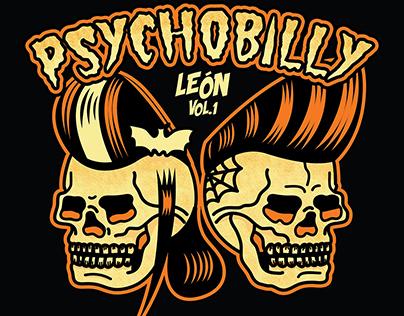 Ataque Psychobilly Vol. 1
