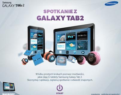 Spotkanie z Galaxy Tab