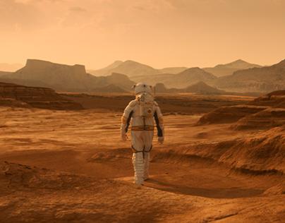 William Hill - Astronaut