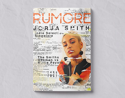 Rumore - Magazine Restyling