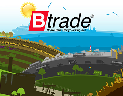 Btrade Parts - promotional