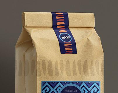 Togo Cafe — Packaging Design, Sample