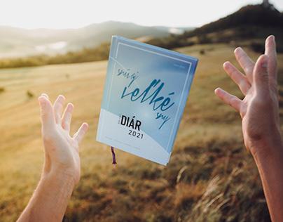 Biblický diár 2020 / Biblic Diary 2020