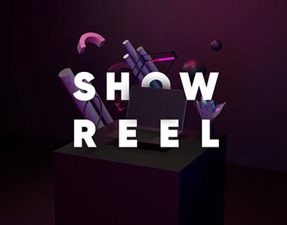 2D/3D Motion Design Showreel