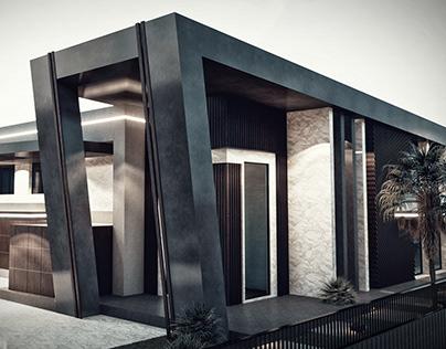 Futuristic Exterior
